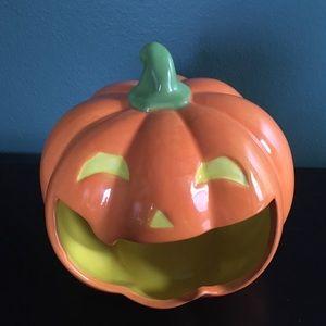 Target Halloween Pumpkin Candy Dish